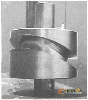 基于solidworks的圆柱凸轮cad