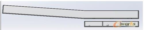 实际的设计效果-基于SolidWorks Motion的重力作用下的运动模拟