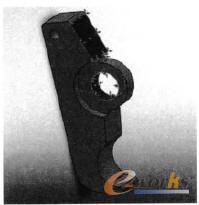 钢轨扣件扣压力检测装置专用夹具优化设计分析