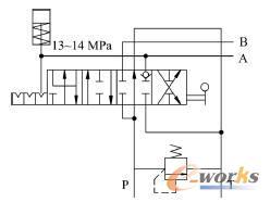 分配阀工作原理及特性图片