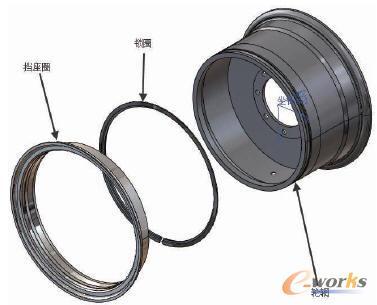 工程钢圈_郑州倍利车轮有限公司_工程车钢圈、矿用自卸