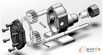 交流油泵控制接线图