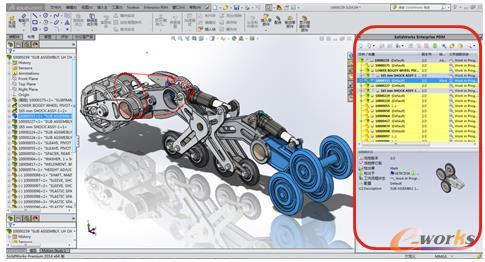 solidworkspdm与设计软件的集成